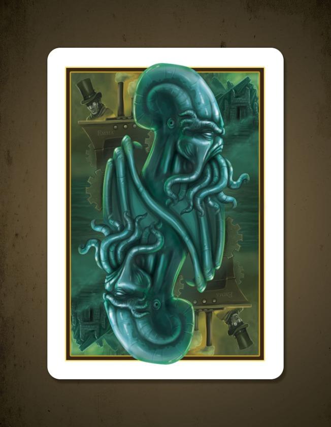 Steampunk cthulhu 2